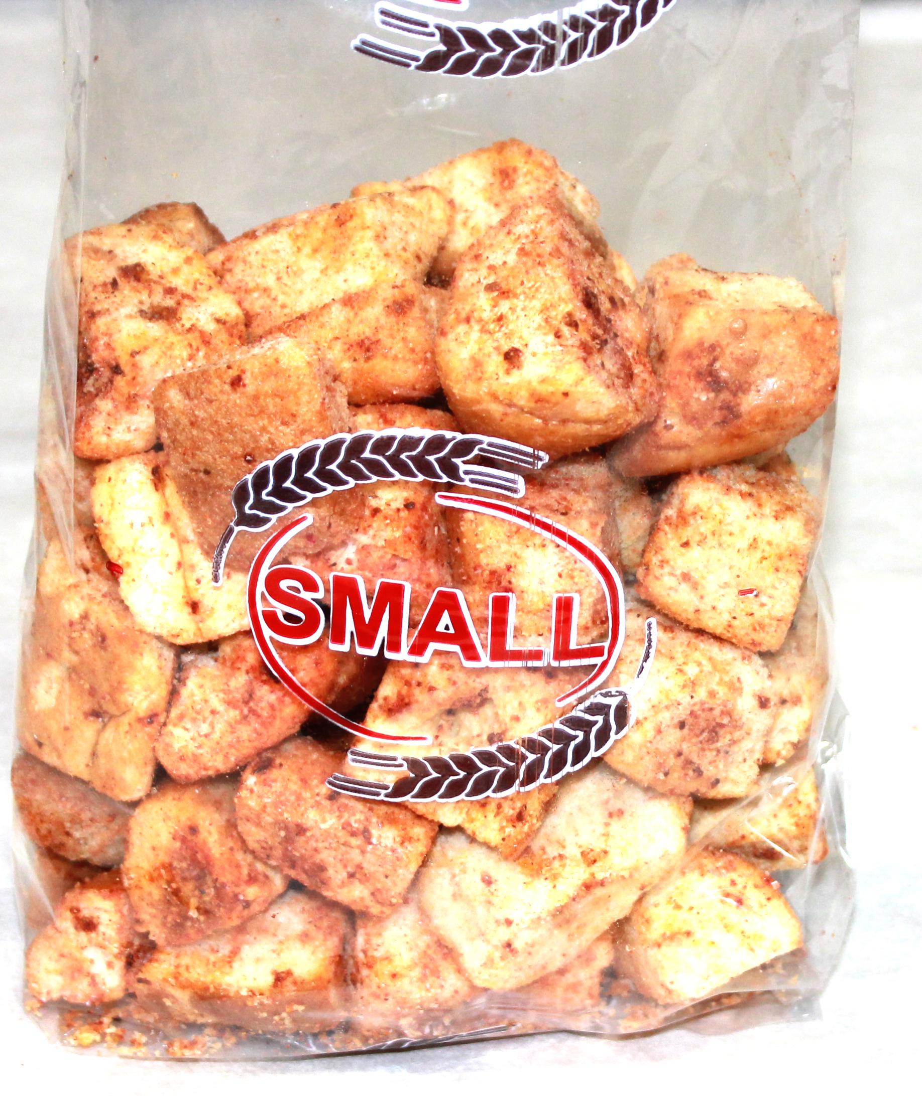SMALL - СУХАРИКИ ЧЕСНОЧНЫЕ 1 кг 2000000280311