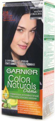 GARNIER - КРАСКА GARNIER NATURALS 2.10 ЧЕРНО-СИНИЙ 3600540676801