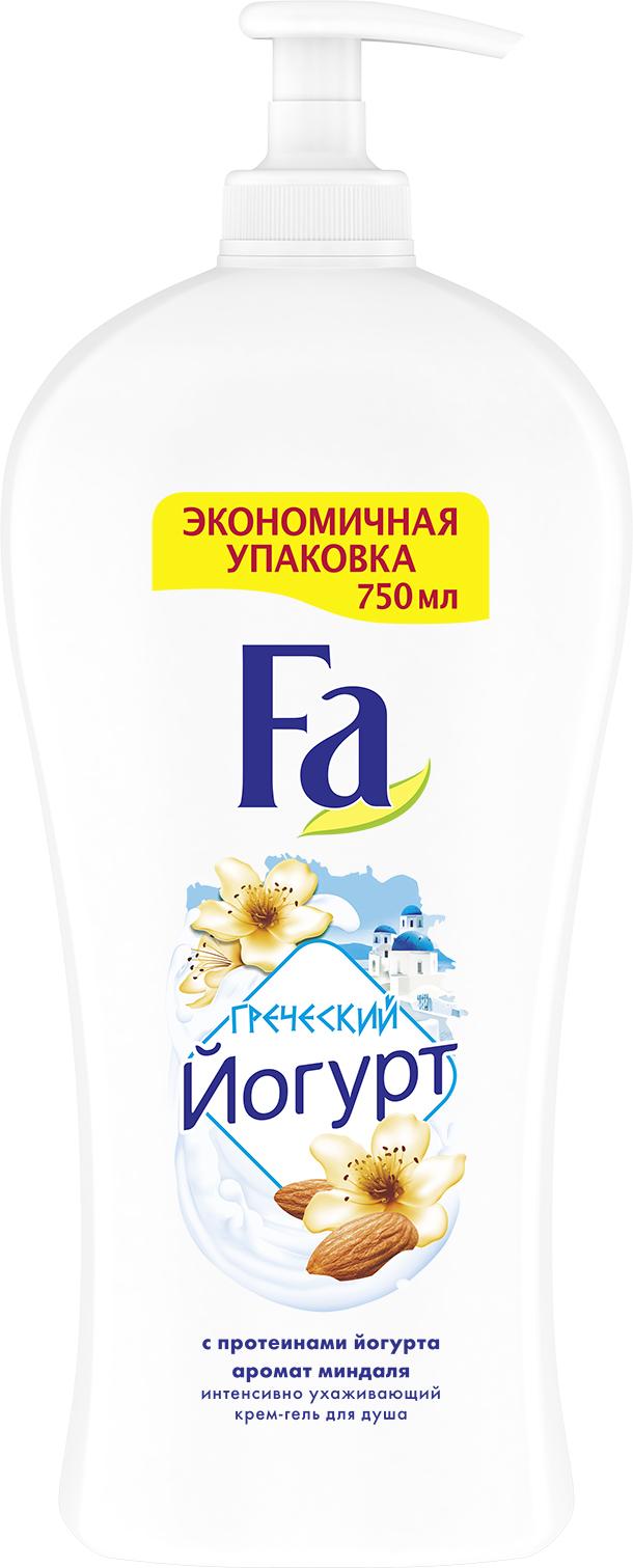 FA - ГЕЛЬ ДЛЯ ДУША FA 750мл МИНДАЛЬ 4015001013955