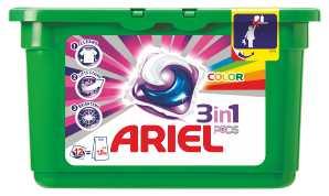 ARIEL - КАПСУЛЫ ARIEL 12шт*27гр COLOR 4015600949747