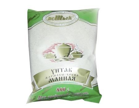 АСТЫК - КРУПА МАННАЯ 450гр 4870001500368