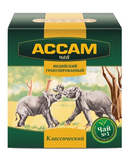 ASSAM - ЧАЙ ЧЕРНЫЙ ASSAM 250гр ИНДИЙСКИЙ КЛАССИЧЕСКИЙ 4870002900051