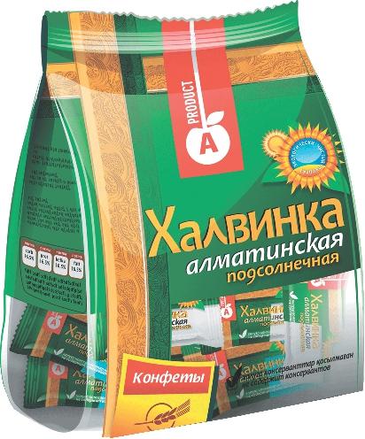 А-ПРОДУКТ халва - ХАЛВИНКА 350гр 4870066000018