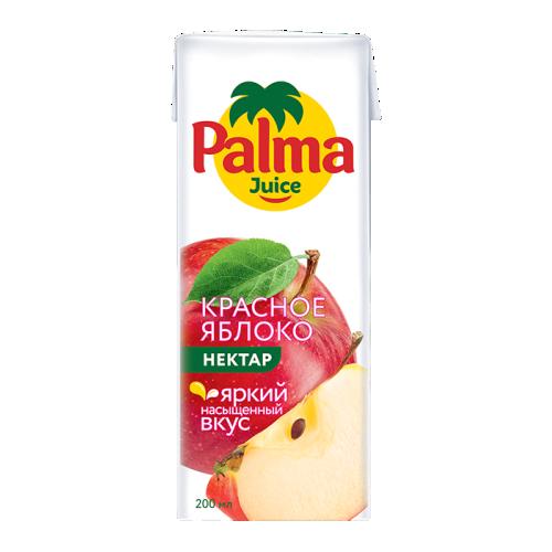 PALMA - СОК PALMA 0,2л ЯБЛОКО 4870144575445