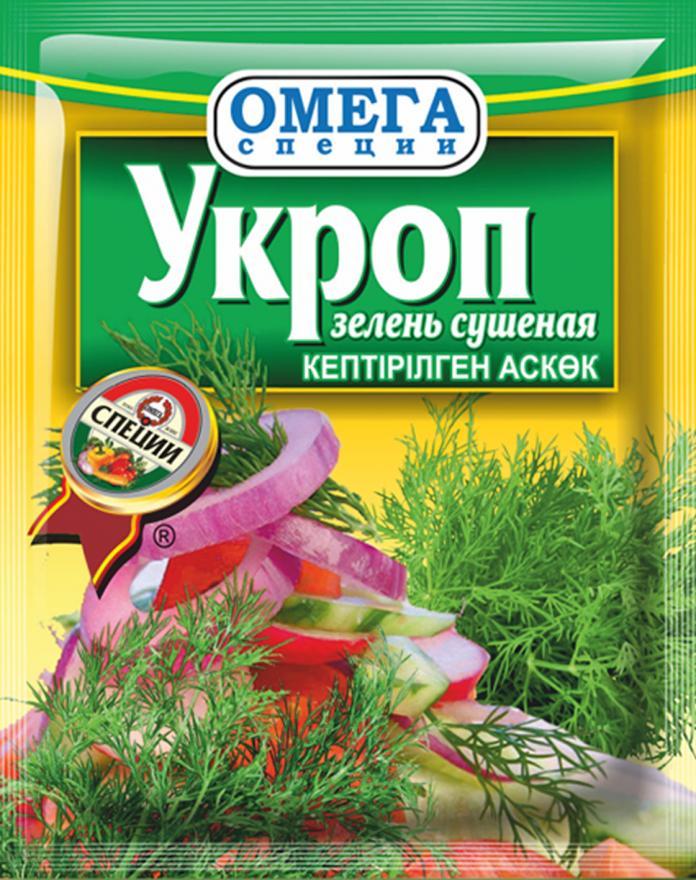 ОМЕГА - УКРОП 7гр 4870144862286