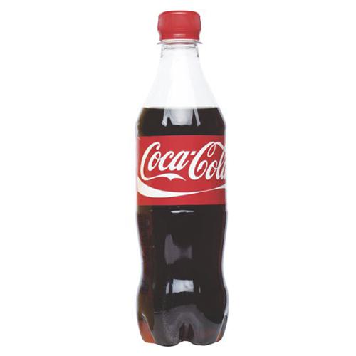 COCA-COLA - НАПИТОК COCA-COLA 0,5л ГАЗИРОВАННЫЙ 54491472
