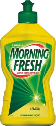 MORNING FRESH - СР-ВО Д/МЫТЬЯ ПОСУДЫ MORNING FRESH 450мл ЛИМОН 5900998022655