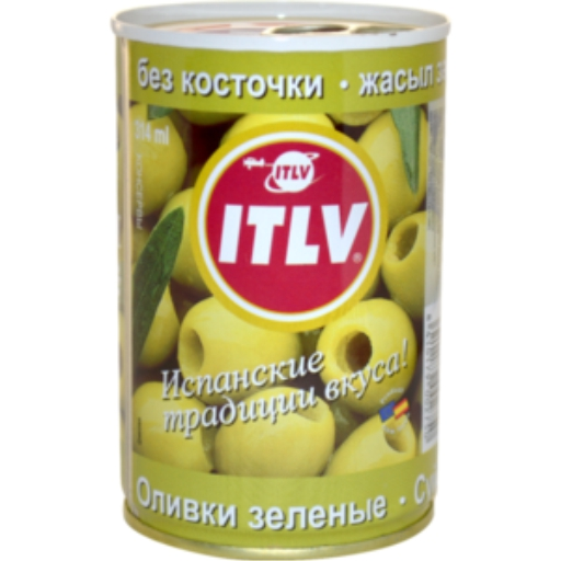 ITLV - ITLV ЗЕЛЕНЫЕ ОЛИВКИ 314мл 8410179002750