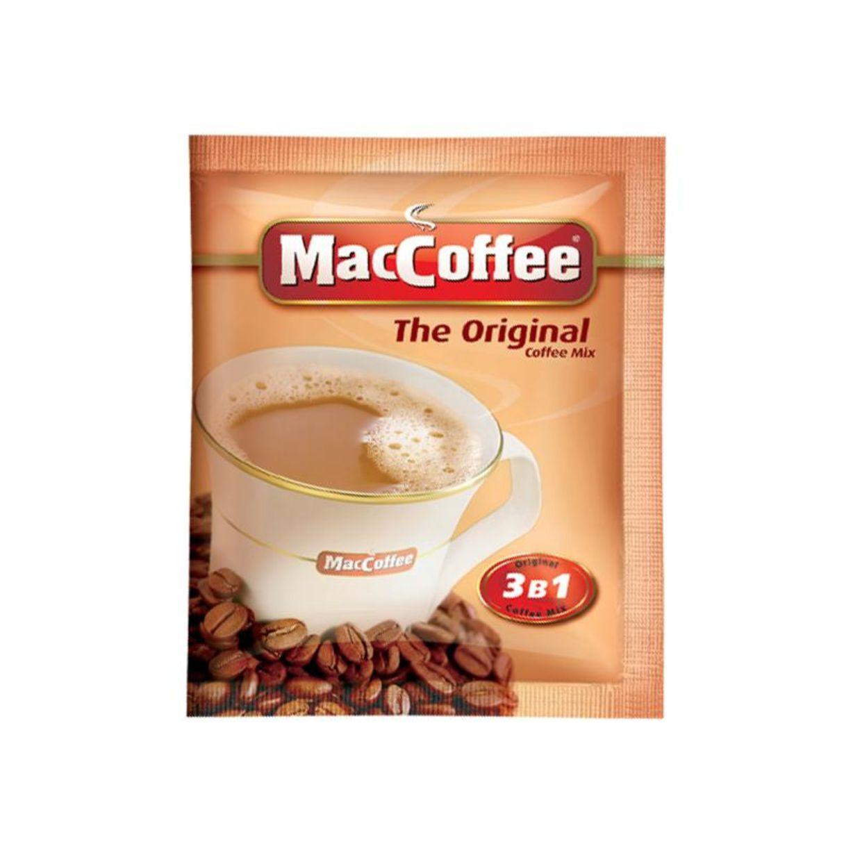 MACCOFFEE - КОФЕ MACCOFFE 3в1 20гр 8887290101004