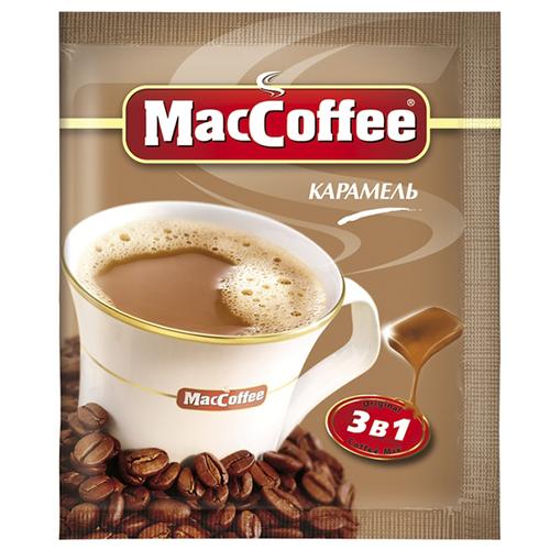 MACCOFFEE - КОФЕ MACCOFFE КАРАМЕЛЬ 18гр 8887290101905